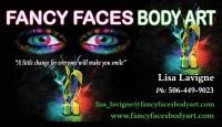 Fancy Faces Body Art