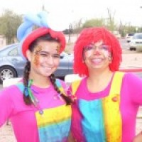 Fancy Nancy Face Painting and More! - Clown / Face Painter in Peoria, Arizona