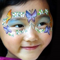 Fantabulous Face Painting - Pony Party in Pleasant Prairie, Wisconsin