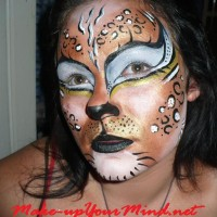 Fantabulous face painting - Sideshow in Napa, California