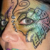 Fantasia Faces - Body Painter in Bridgeport, Connecticut
