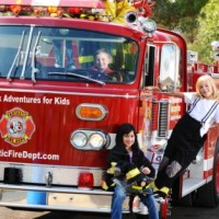 Fantastic Fire Department - Fire Truck Party / Face Painter in Phoenix, Arizona