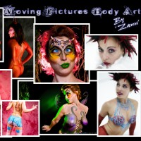 Fantastical Face/Body Painting by SML Designs - Body Painter in Paradise, Nevada