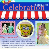 Celebration Sensation - Puppet Show in Long Beach, California