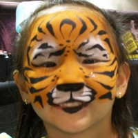 Fantasy Faces - Face Painter in Liverpool, New York