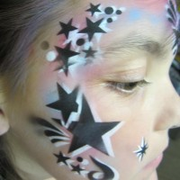 Fantasy Faces n More - Airbrush Artist in Shrewsbury, Massachusetts