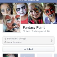 Fantasy Paint - Face Painter in Peachtree City, Georgia