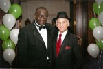 Billy and Mayor Richard Notte of STERLING HEIGHTS