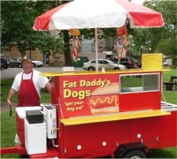 Fat Daddy's Dogs - Tent Rental Company in Athens, Ohio