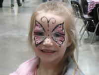 Favorite Face Painter
