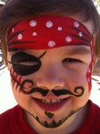 Memphis Face Painter