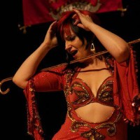 Fayruz - Belly Dancer in Paris, Texas