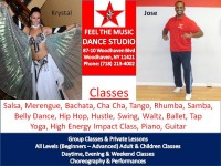 Feel The Music Dance Studio