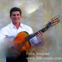 Felix Amirian - Guitarist in Cupertino, California