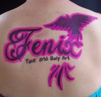 Fenix Face and Body Art