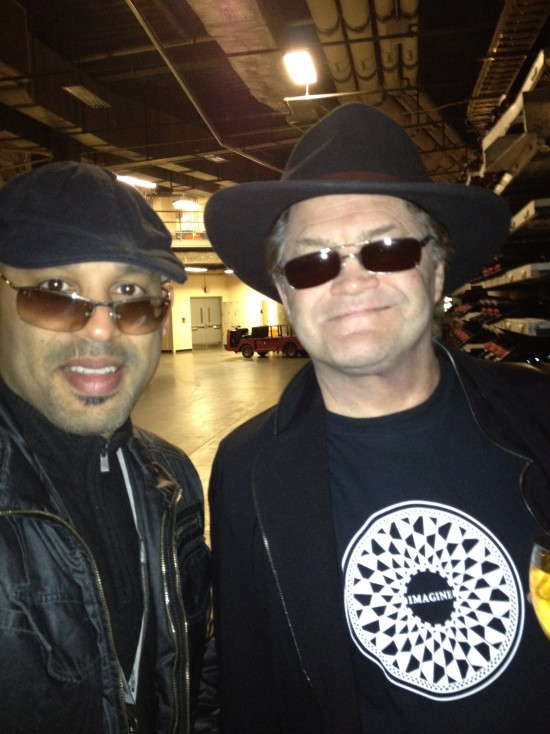 Backstage with Micky Dolenz The Monkeys