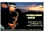 Sax/Flute Promo