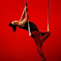 Fierce Circus - Aerialist in New London, Connecticut