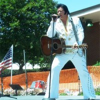 Figment Productions ELVIS - Elvis Impersonator in Mesquite, Texas