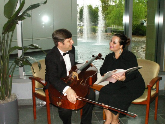 Choosing the repertoire for Wedding