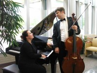 Fine Arts Ensemble - Cellist in Van Buren, Arkansas