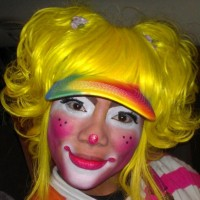 Fiona the Clown - Face Painter in Haverford, Pennsylvania