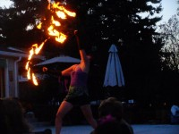 Fire Dancing by Wild Celtic Rose