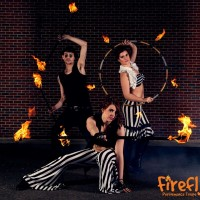 Firefly Performance Troupe - Sideshow in Racine, Wisconsin