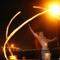 FireSpin Entertainment - Fire Performer in Oceanside, California