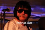 Peter as Elvis