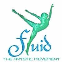 Fluid the Artistic Movement - Modern Dancer in ,