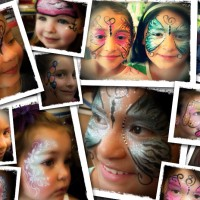 Flutterby Face Paint - Face Painter in Salt Lake City, Utah