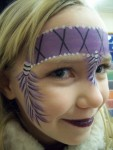 Kids love face painting!