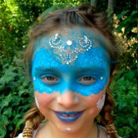Flying Colors Face + Body Art - Temporary Tattoo Artist in Warwick, Rhode Island