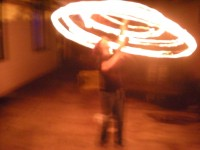 FML Fire Music Lights - Hula Dancer in Pflugerville, Texas