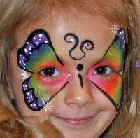 Four Corners Face Painting