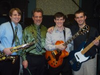 FourFront Quartet - Jazz Band in Branson, Missouri