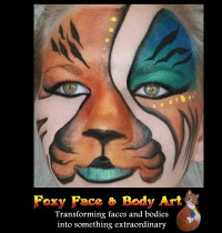 Foxy Face and Body Art