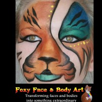 Foxy Face and Body Art - Face Painter in Safety Harbor, Florida