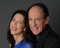 Francine Evans & Joel Zelnik - Rat Pack Tribute Show in Manhattan, New York