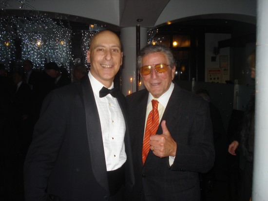 Tony Bennet & Frankie Sands