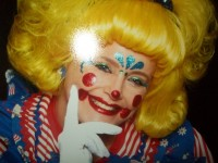 Frannie the Clown - Balloon Twister in San Diego, California