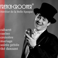 French Crooner - Crooner / Casino Party in Beverly Hills, California