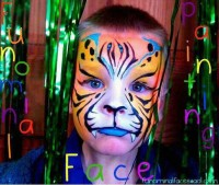 Fun-Ominal Face Painting - Face Painter in Oregon, Ohio