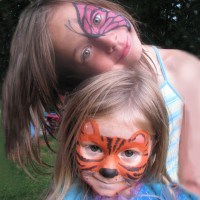 Fun Face Painting - Princess Party in Cape Cod, Massachusetts