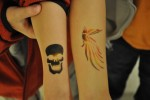 air brush tattoo