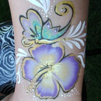 Fun Factory Face Painting - Princess Party in Cedar Rapids, Iowa