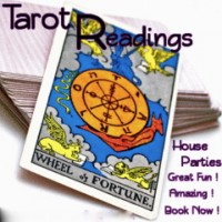 FUN Tarot Card & Palm Reader + VIP Staff & Ent - Psychic Entertainment in Anaheim, California