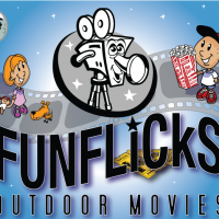 FunFLicks Outdoor Movies - Party Rentals in Bakersfield, California