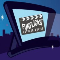 FunFlicks Outdoor Movies - Party Rentals in Sacramento, California